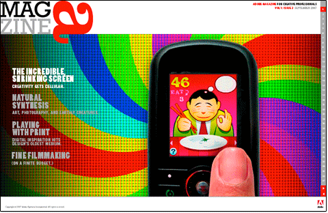 New Issue of Adobe Magazine is Available