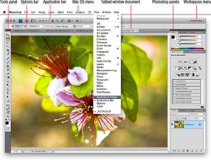 adobe photoshop cs4 extended for mac